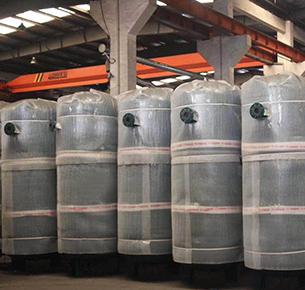 立式储气罐的水流设计和选购技巧